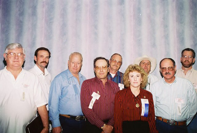 Board Members_Buck is 3rd from Left